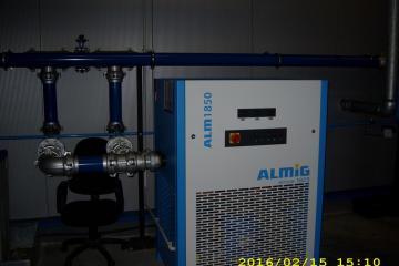 Instalatii de aer comprimat