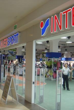 Intersport Arad - Pitesti