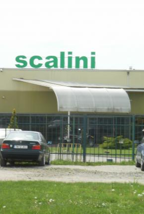 Fabrica de paine Scalini
